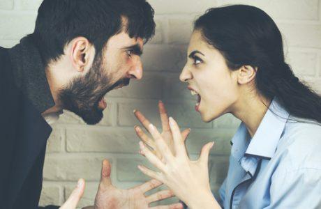 תלונות שווא בהליך הגירושין