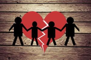 גירושין עם ילדים