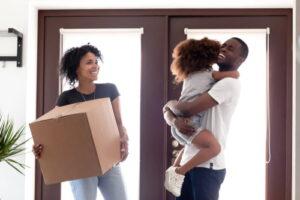 מגורים בגירושין